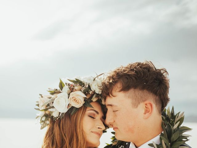 Cody and Abbey's Wedding in Wendover, Utah 15