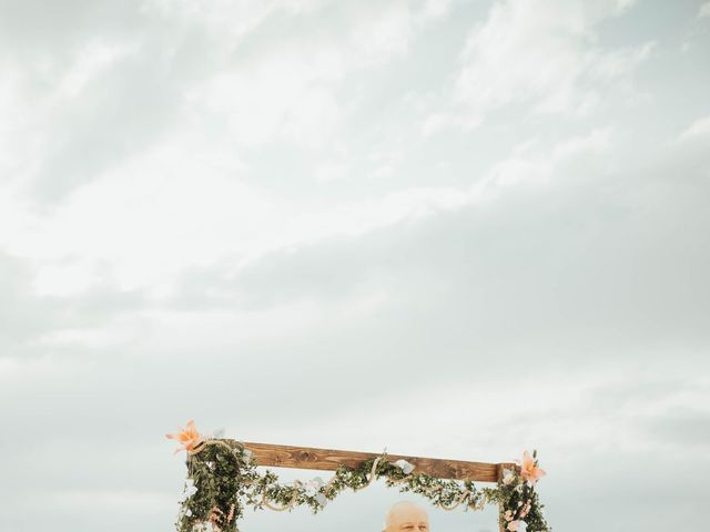 Cody and Abbey's Wedding in Wendover, Utah 16