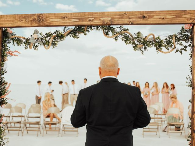 Cody and Abbey's Wedding in Wendover, Utah 22