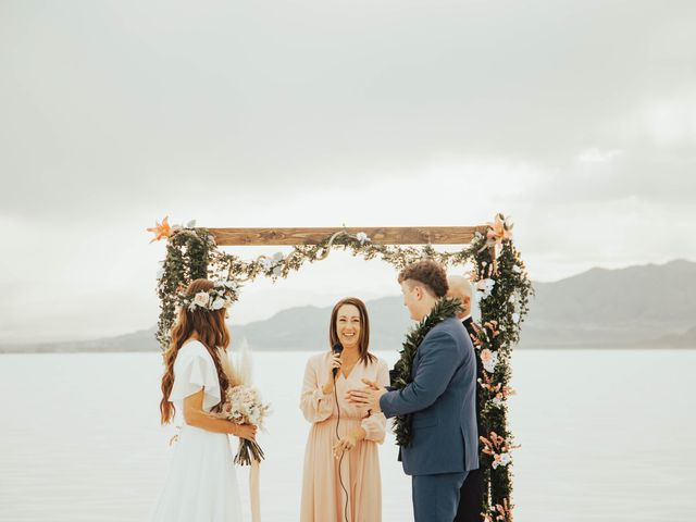 Cody and Abbey's Wedding in Wendover, Utah 26