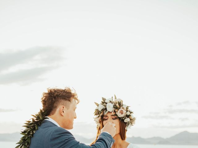 Cody and Abbey's Wedding in Wendover, Utah 53