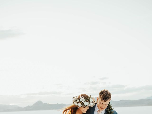 Cody and Abbey's Wedding in Wendover, Utah 62
