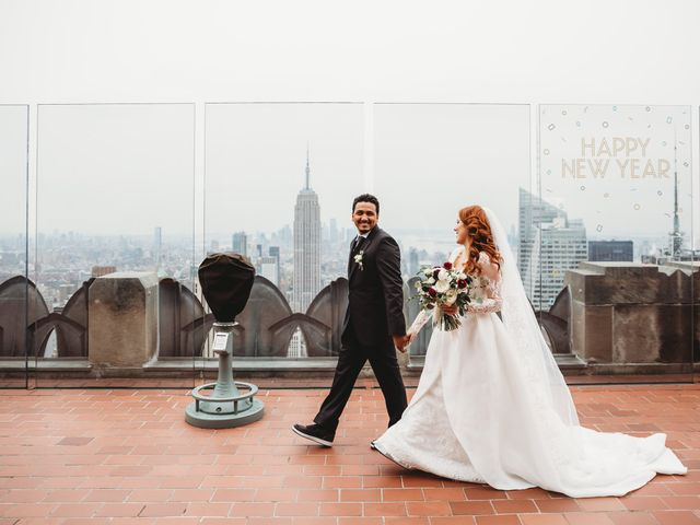 The wedding of Allyssa and Dieril