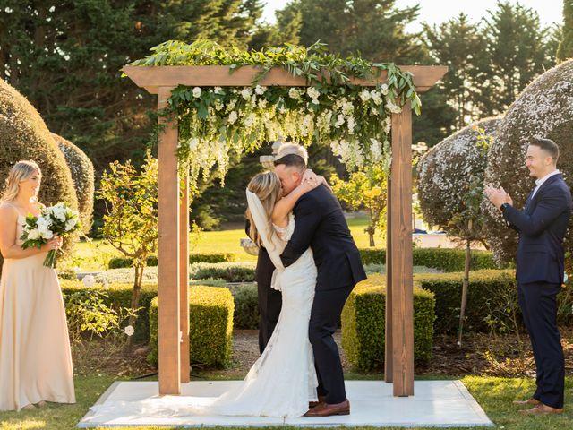 Connar and KelcieJo's Wedding in Arroyo Grande, California 39