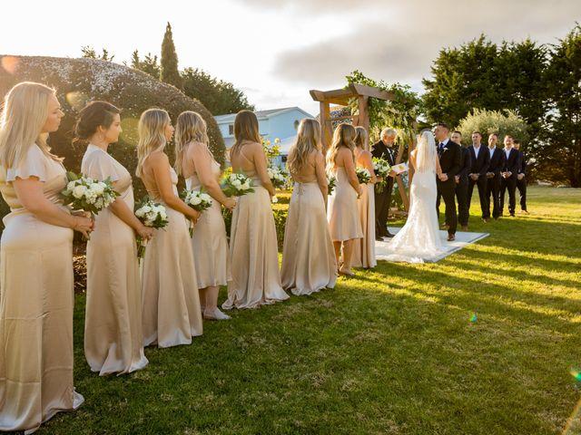 Connar and KelcieJo's Wedding in Arroyo Grande, California 33