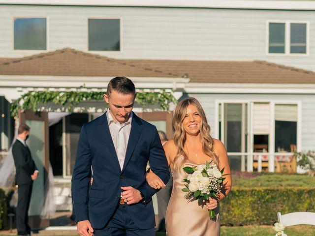 Connar and KelcieJo's Wedding in Arroyo Grande, California 30