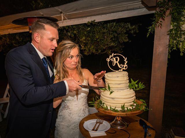 Connar and KelcieJo's Wedding in Arroyo Grande, California 50