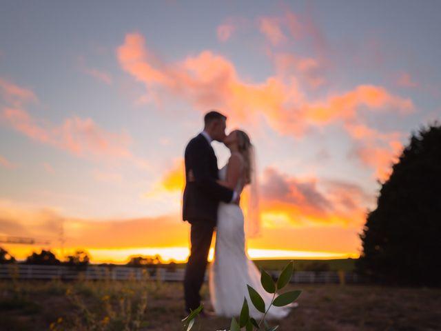 Connar and KelcieJo's Wedding in Arroyo Grande, California 43