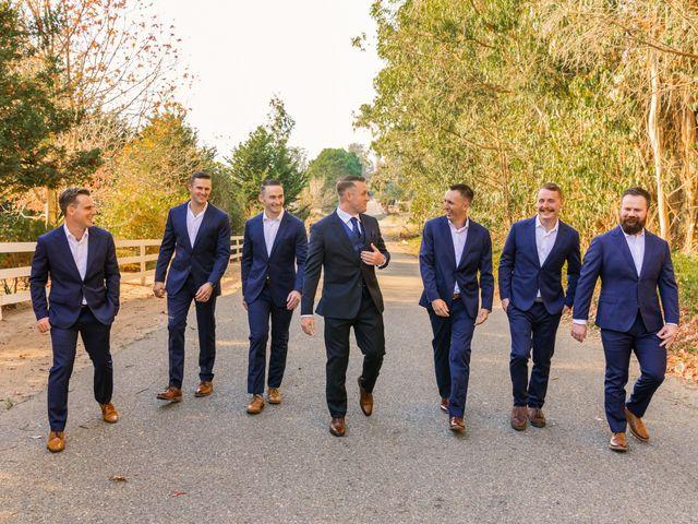 Connar and KelcieJo's Wedding in Arroyo Grande, California 14