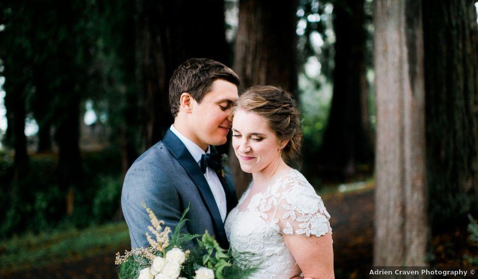 Paul and Margaret's Wedding in Amanda Park, Washington