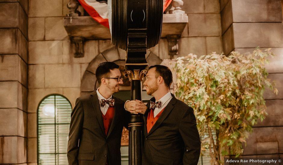Kyle and Rocky's Wedding in Columbus, Ohio