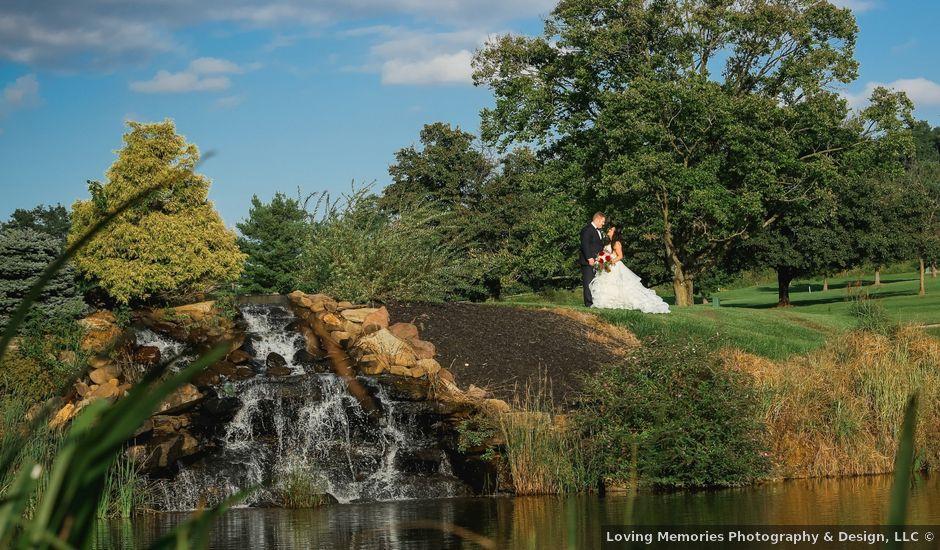 Brett and Brittany's Wedding in York, Pennsylvania