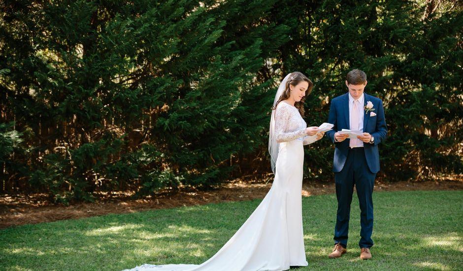 David and Caroline's Wedding in Lexington, South Carolina