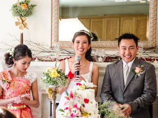 The wedding of Chorvy and Viet 3