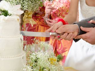 The wedding of Chorvy and Viet 1
