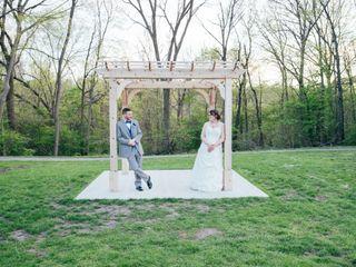 The wedding of Melanie and Blair