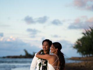 The wedding of Kim and Dan 1