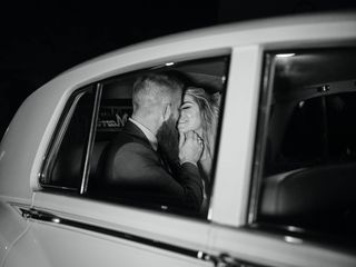 The wedding of Skylar and Cameron 1