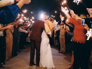 The wedding of Skylar and Cameron 3