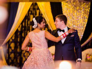 The wedding of Deepika and Arthur 2