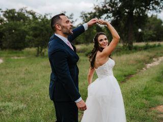 The wedding of Melanie and Gregg 2