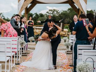 The wedding of Melanie and Gregg 3