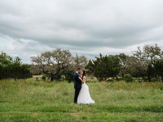 The wedding of Melanie and Gregg