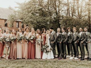 The wedding of Gabi and Lance 1