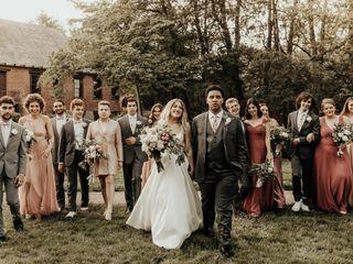 The wedding of Gabi and Lance 2