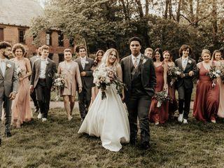The wedding of Gabi and Lance 3