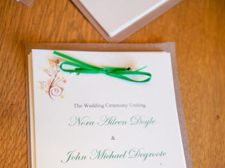 The wedding of John and Nora 2