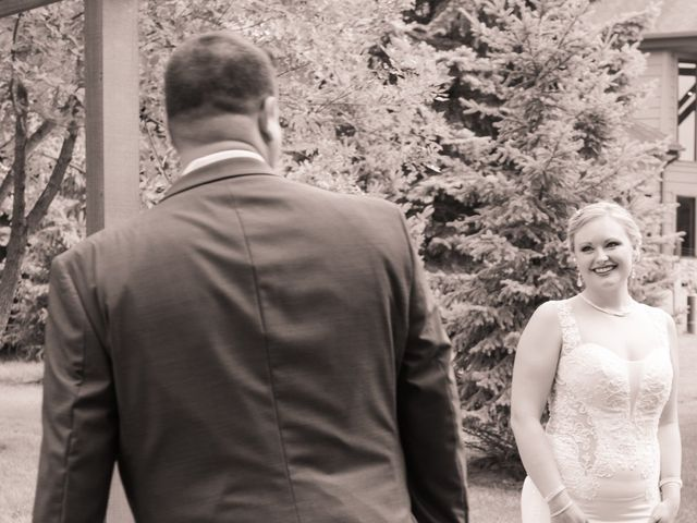 Mehdi and Brenda's Wedding in Sartell, Minnesota 9