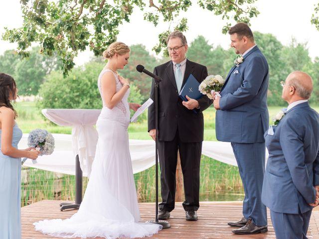 Mehdi and Brenda's Wedding in Sartell, Minnesota 11
