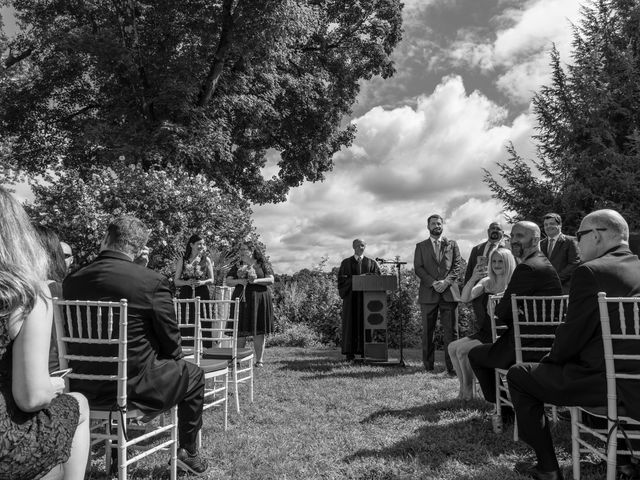 Rich and Maggie's Wedding in Chappaqua, New York 12