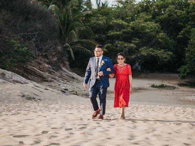 José and Betsy's Wedding in Bahias De Huatulco, Mexico 24
