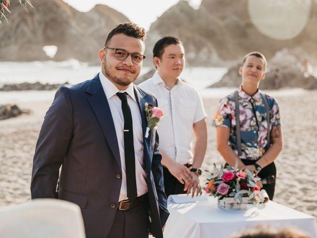José and Betsy's Wedding in Bahias De Huatulco, Mexico 26
