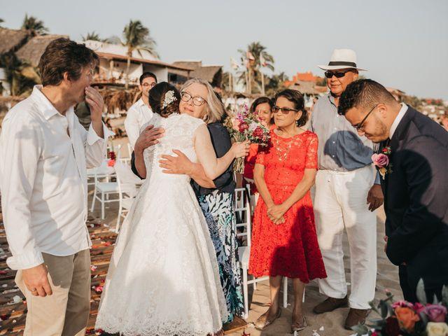 José and Betsy's Wedding in Bahias De Huatulco, Mexico 31