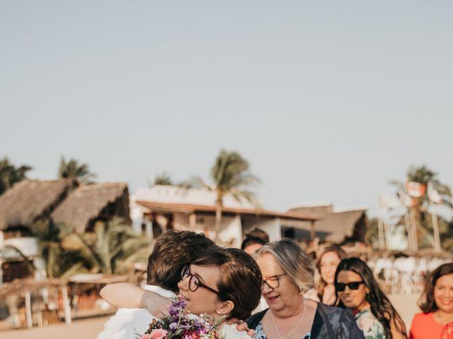 José and Betsy's Wedding in Bahias De Huatulco, Mexico 32