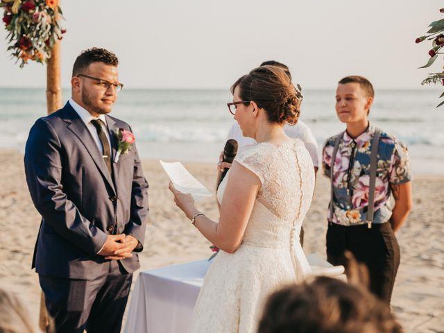 José and Betsy's Wedding in Bahias De Huatulco, Mexico 36