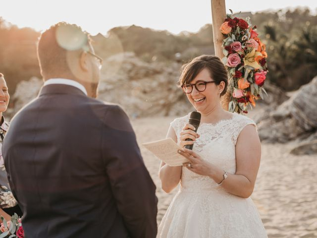 José and Betsy's Wedding in Bahias De Huatulco, Mexico 42