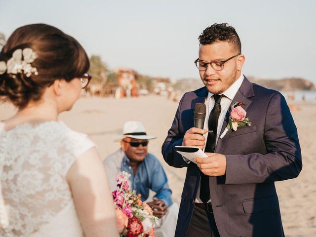 José and Betsy's Wedding in Bahias De Huatulco, Mexico 43