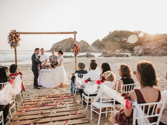 José and Betsy's Wedding in Bahias De Huatulco, Mexico 49
