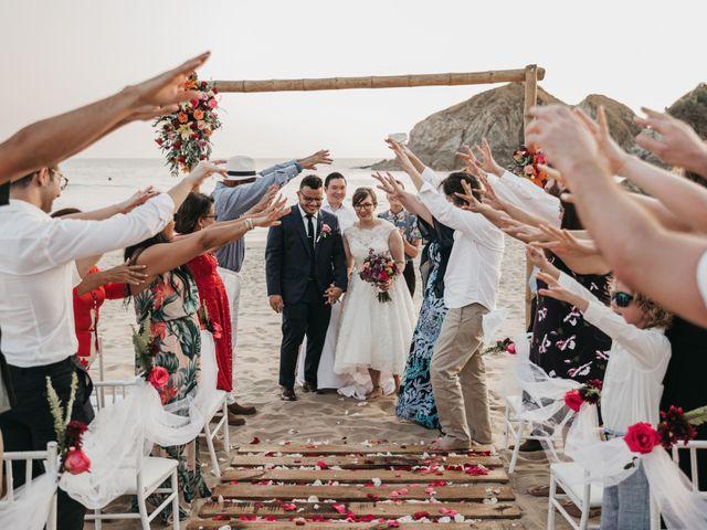 José and Betsy's Wedding in Bahias De Huatulco, Mexico 54