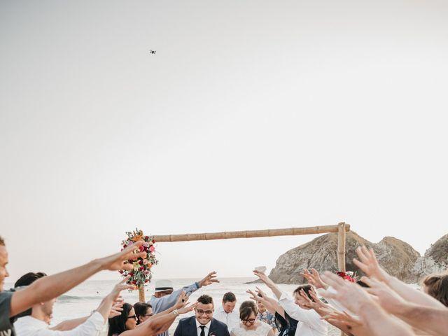 José and Betsy's Wedding in Bahias De Huatulco, Mexico 55