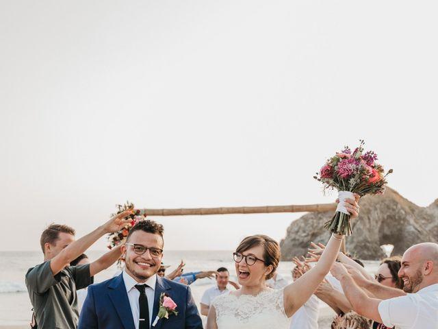 José and Betsy's Wedding in Bahias De Huatulco, Mexico 56