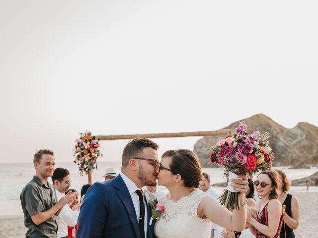 José and Betsy's Wedding in Bahias De Huatulco, Mexico 57