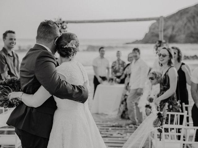 José and Betsy's Wedding in Bahias De Huatulco, Mexico 58