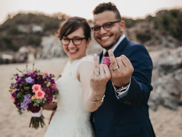 José and Betsy's Wedding in Bahias De Huatulco, Mexico 71