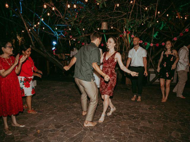 José and Betsy's Wedding in Bahias De Huatulco, Mexico 90