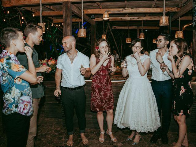 José and Betsy's Wedding in Bahias De Huatulco, Mexico 103